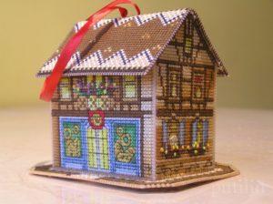 Как сделать сказочный домик?