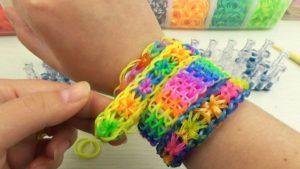 Плетение на станке