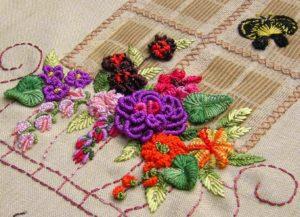 Чем отличается бразильская вышивка?
